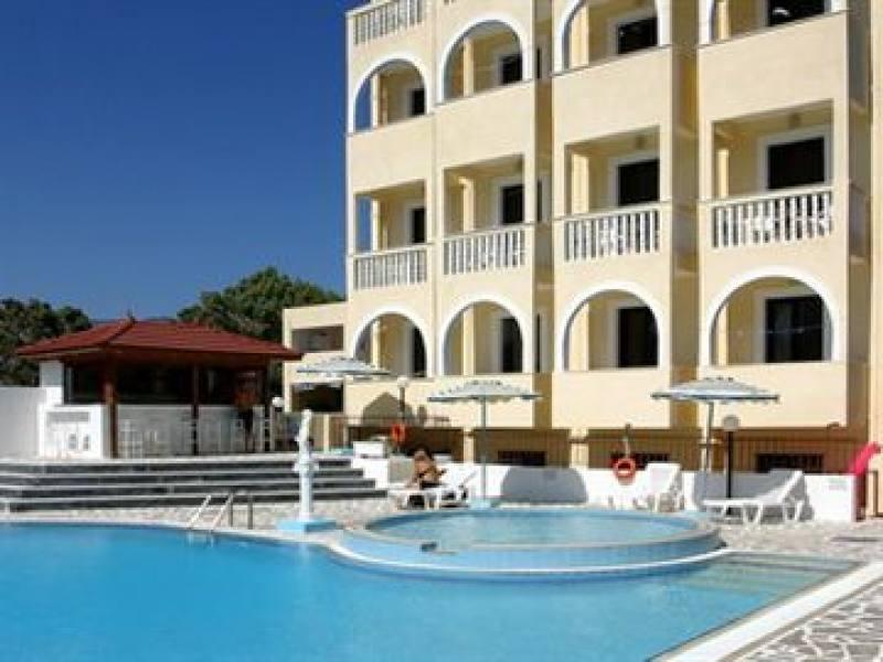 Hotel Blue Bay - Pigadia - Karpathos